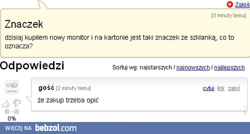 Nowy monitor