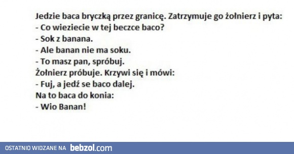 Co to jest Banan?